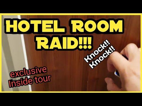 room-raid!!-|-crown-plaza-hotel-|-london-docklands