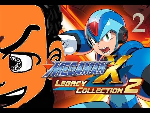 Mega Man X Legacy Collection 2 - Mega Man X5 Ep. 2 - Can't Drive The Cycle This Time  
