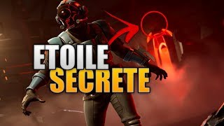 DEFI ET ETOILE SECRETE SEMAINE 7 FORTNITE BATTLE ROYALE CARTE AU TRÉSOR PLEASANT PARK