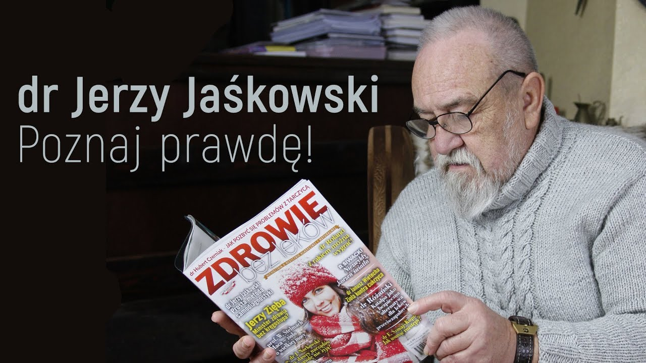 dr Jerzy Jaśkowski - Imperium kontratakuje!