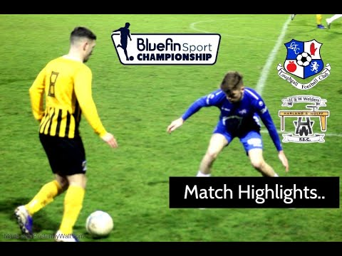 Loughgall H&W Welders Goals And Highlights
