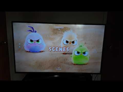 Angry Birds Movie 2 Ultra Hd Blu Ray Menu Walkthrough Youtube