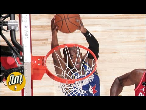 Chris Paul changed the All-Star Game -- then had his best dunk in forever    The Jump