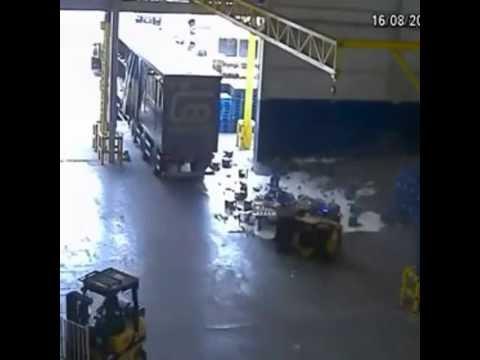 Truck Driver Tips Forklift