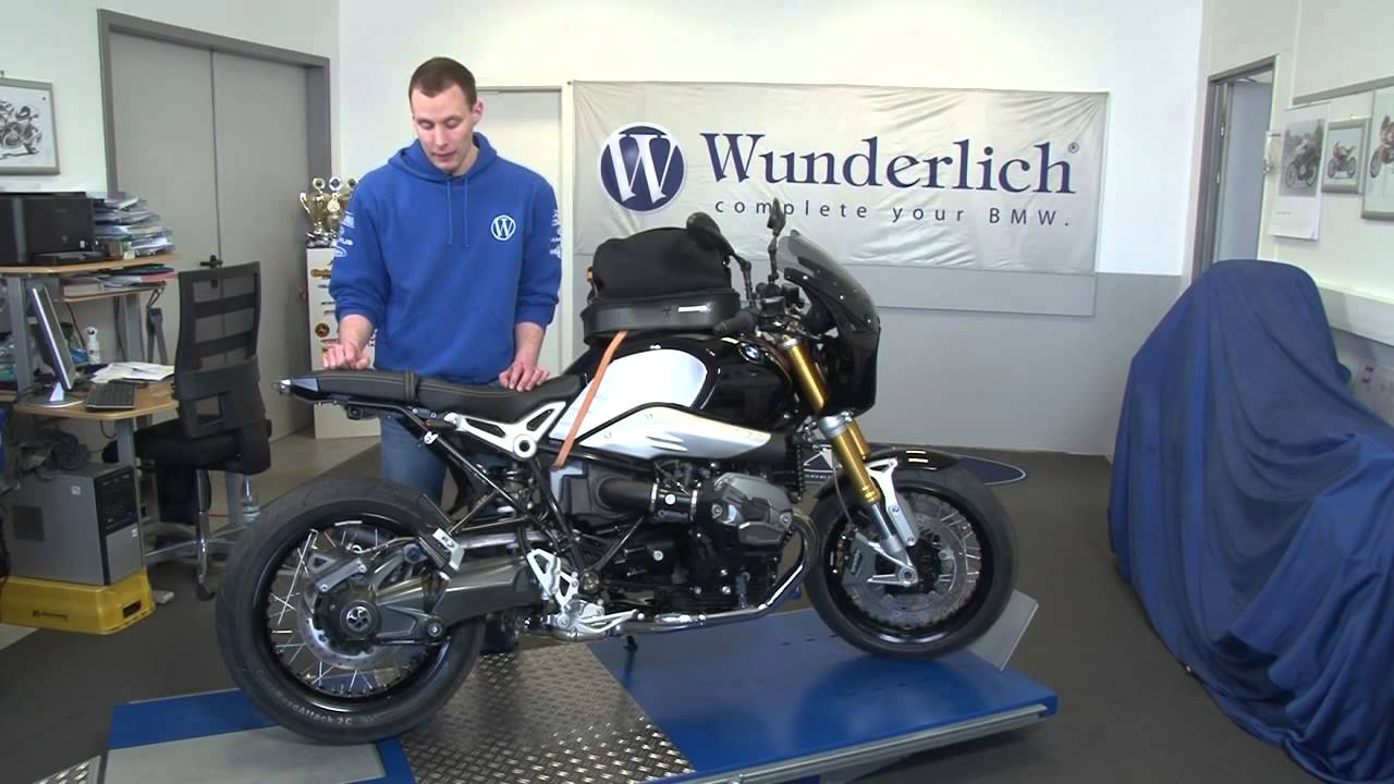 wunderlich bmw r ninet youtube. Black Bedroom Furniture Sets. Home Design Ideas