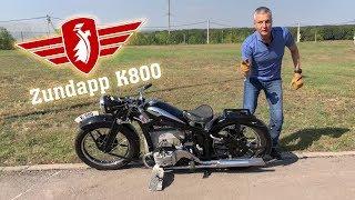 Let's ride Zundapp K800