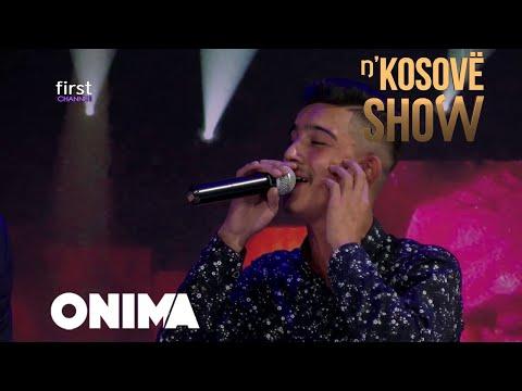 Burhani - Tallava n'Kosove Show live