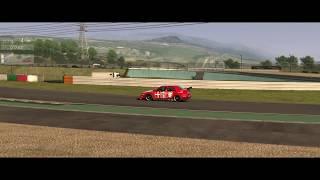 Suzuka Circuit | Alfa Romeo 155 Ti V6 | 2:21:523 | Assetto Corsa