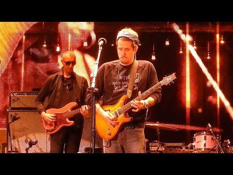 John Mayer - Fire on the Mountain - Gorge Amphitheatre - George, WA - July 21, 2017 LIVE