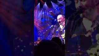 Dave Matthews Band - Come On Come On (Song Debut) 6/15/18 Camden N1 - Pit View