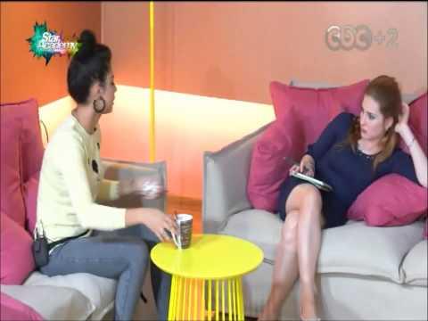 فضيحة الفنانة التونسية #كنزة_مرسلي في ستار اكاديمي HD فيديو نادر ويكشف المستور