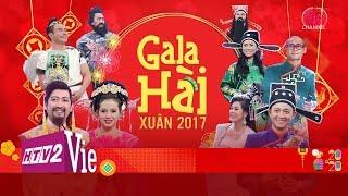 GALA HÀI 2017 | Hài Tết Trường Giang, Nam Thư, Ngô Kiến Huy, Diệu Nhi