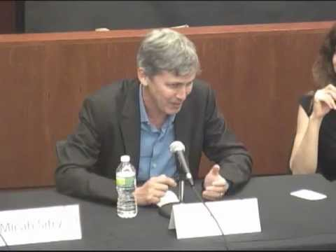 "The Rise of the ""Peer Progressive"" | Steven Johnson, Beth Noveck, Tina Rosenberg, Clay Shirky"