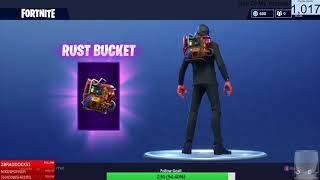 FREE NEW RUST BUCKET Back Bling! (Fortnite Battle Royale)