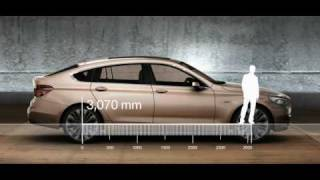 BMW 5 Series GT Concept Animation HD
