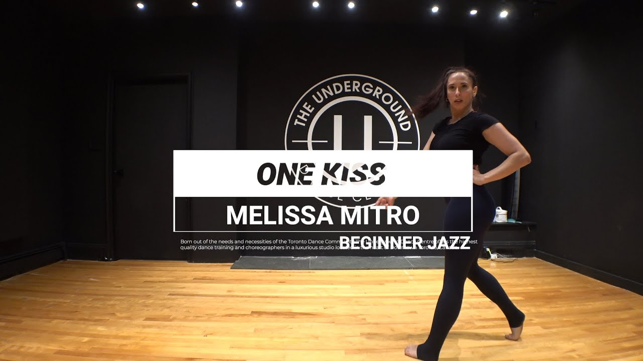 Dua Lipa      One Kiss     Choreography by Melissa Mitro
