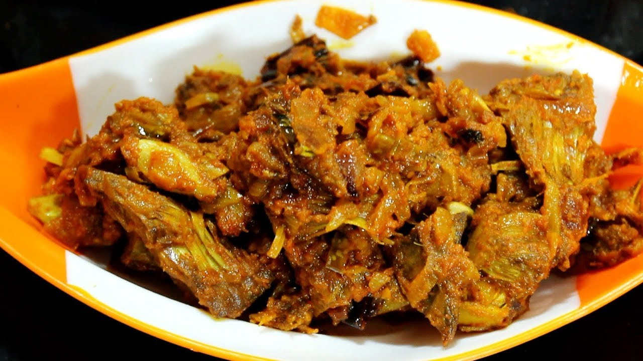 Kathal ki sabji recipe easy cook with kathal ki sabji recipe easy cook with food junction forumfinder Images