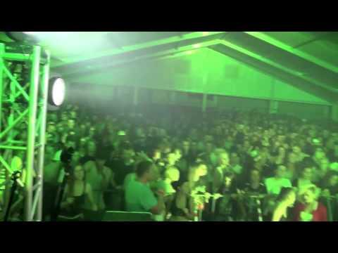Dancehall Masak-Rah Drivah Dance + droping Mr. Vegas Sweet Jamaica - Ostróda Reggae Festival 2012