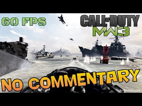 Call of Duty: Modern Warfare 3 - Full Game Walkthrough  【NO Commentary】