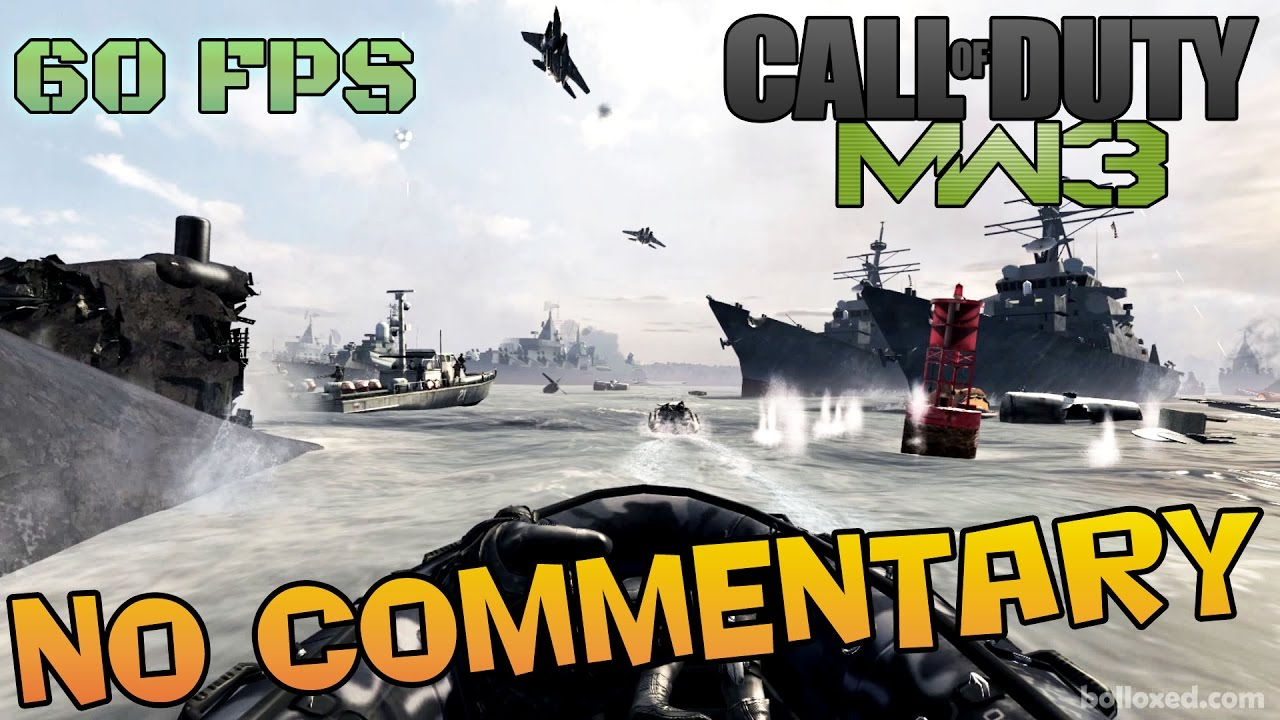 Call of Duty: Modern Warfare 3 - Full Game Walkthrough