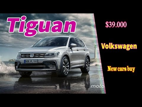 2019 volkswagen tiguan allspace | 2019 volkswagen tiguan sel premium | 2019 vw tiguan se