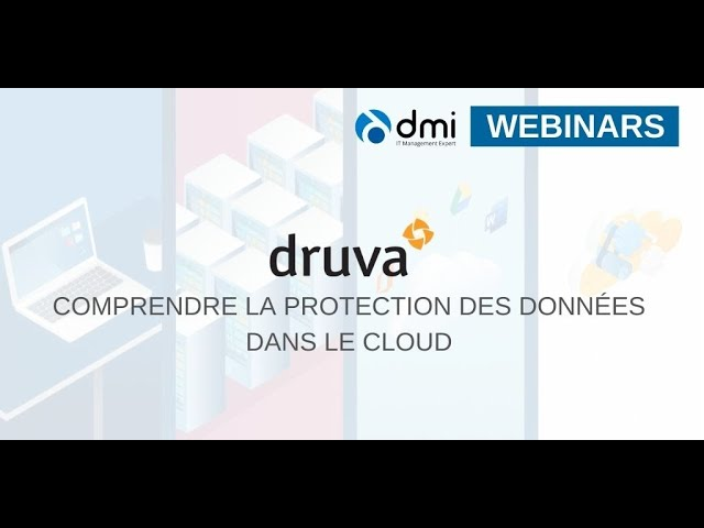 Comprendre la protection des données dans le cloud