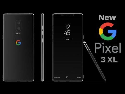 Google Pixel 3 XL Introduction