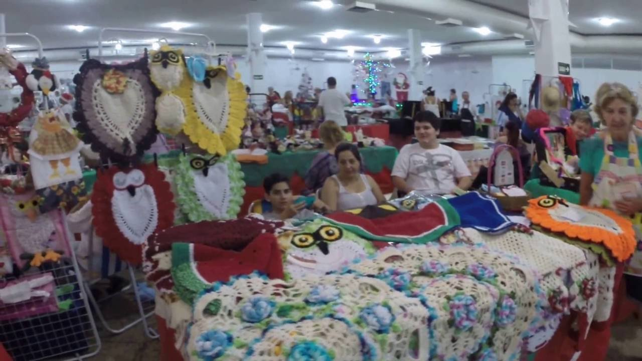 Armario Farmaceutico ~ Feira de Artesanato de Natal 2015 YouTube