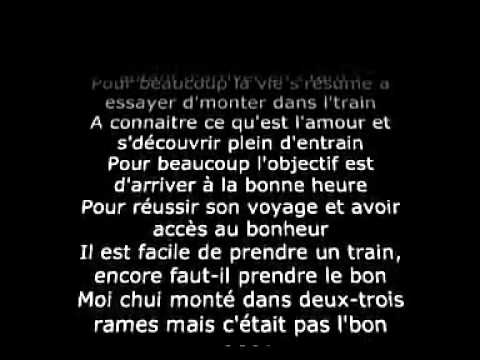 Rencontre lyrics