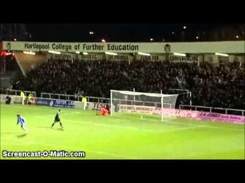 Luke James - 2013 Football League Awards