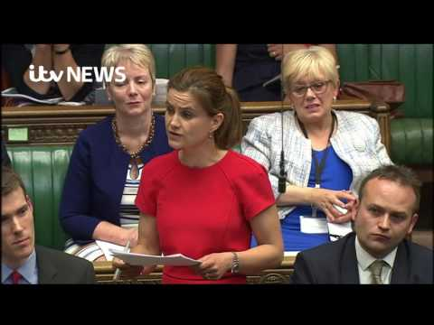Remembering Jo Cox MP: Her maiden speech