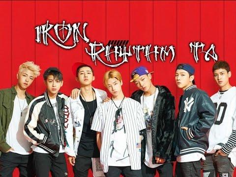 iKON Rhythm Ta: Korean X Japanese