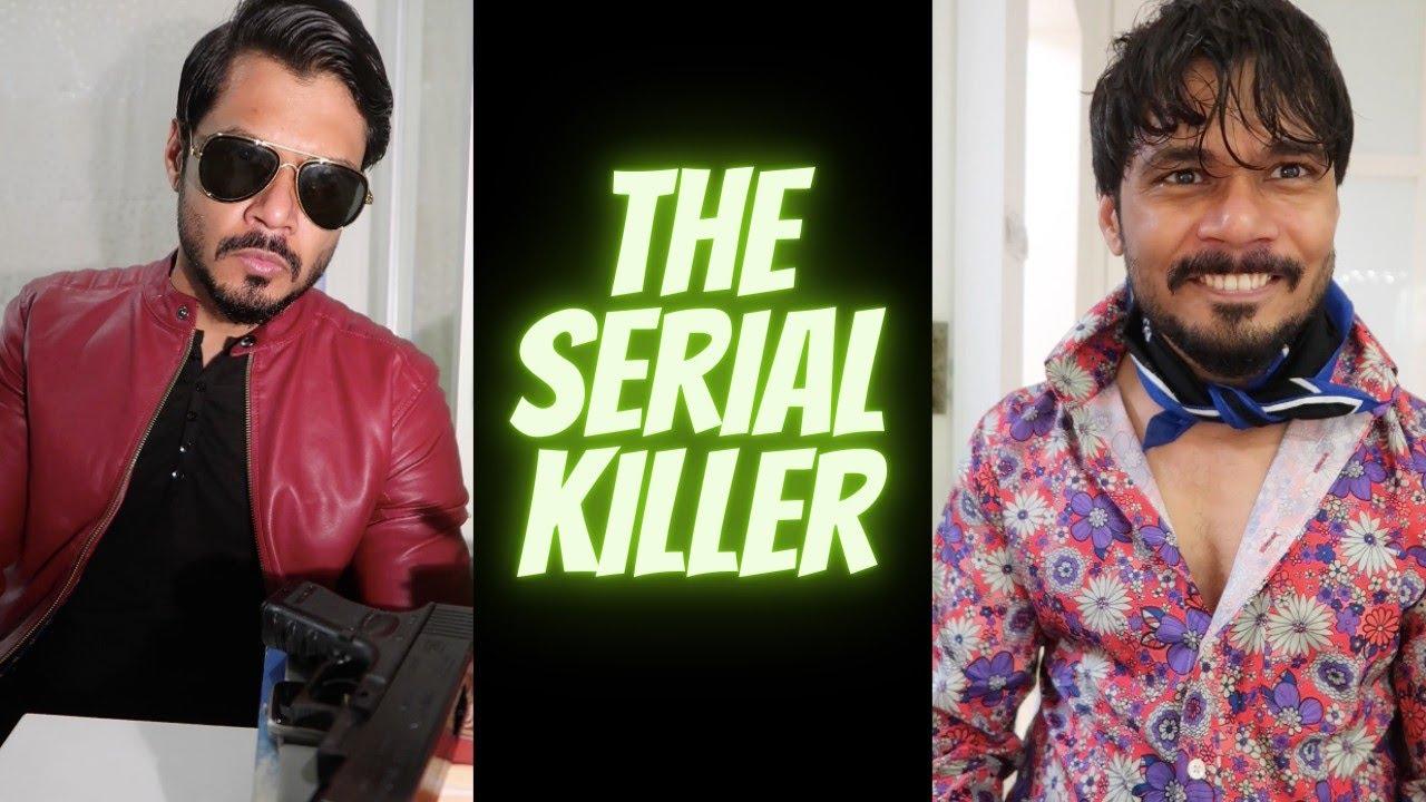 The SERIAL KILLER Comedy #shorts
