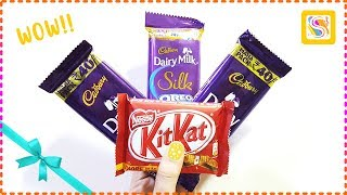 3 Amazing Chocolate Gift Ideas | DIY Gift Wrapping Ideas