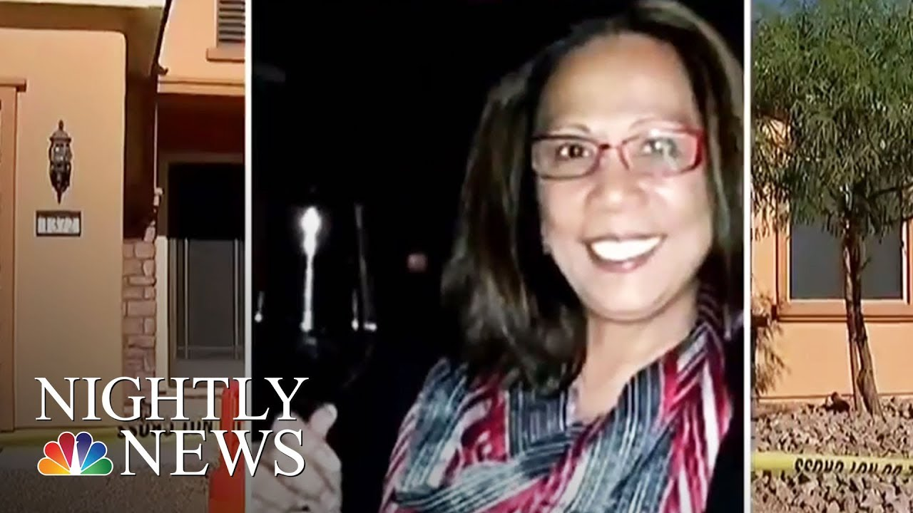 Gunman's Girlfriend Arrives To U.S. From Philippines | NBC Nightly News