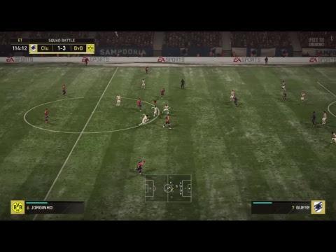 FIFA 18 | Squad Battles Extreme Weather!!
