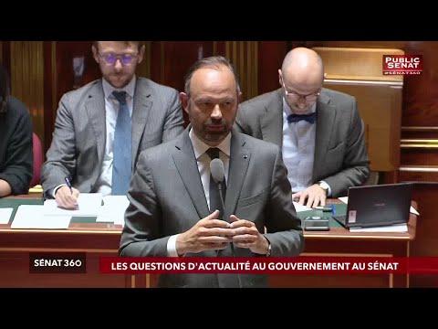 Le rendez-vous de l'information sénatoriale. - Sénat 360 (16/05/2019)