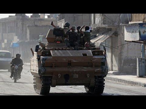 UE debate embargo de armas contra Turquia