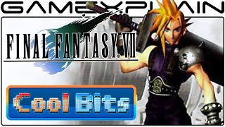 Cool Bits - Final Fantasy VII's Secret Barret Dialogue