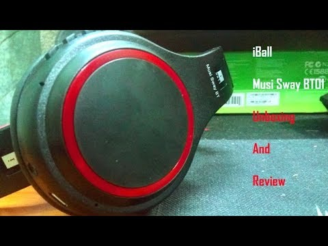 1c6e91c0cff iBall Musi Sway BT01 Unboxing And Review | Rs. 1799 Sold at 999 or 1999?