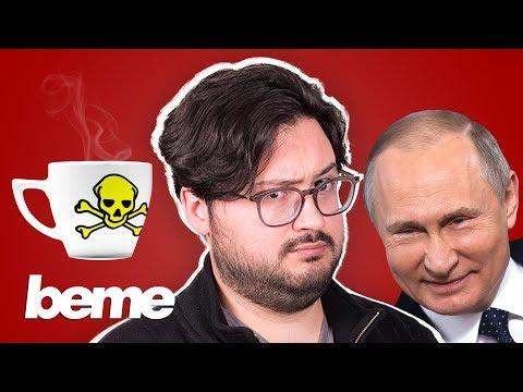 "Putin's Spy Games, Suspicious ""Suicides,"" And Creative Murders"