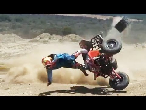 The BEST Of Motocross, ATV & Dirtbike Fails