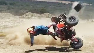 Best Motocross, ATV & Dirtbike Fails 2016!
