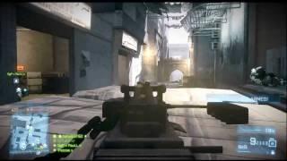 battlefield 3 TYPE 88 LIGHT MACHINE GUN TEAMSNA1