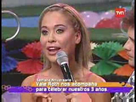 ¡Valentina Roth visita Calle 7 en su semana de aniversario ...