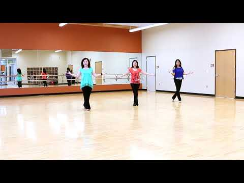 No Stress - Line Dance (Dance & Teach)