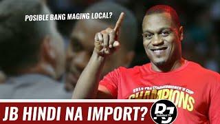 POSIBLE Bang Makapaglaro Bilang LOCAL PLAYER sa PBA si JUSTIN BROWNLEE Kung NATURALIZED FILIPINO na?