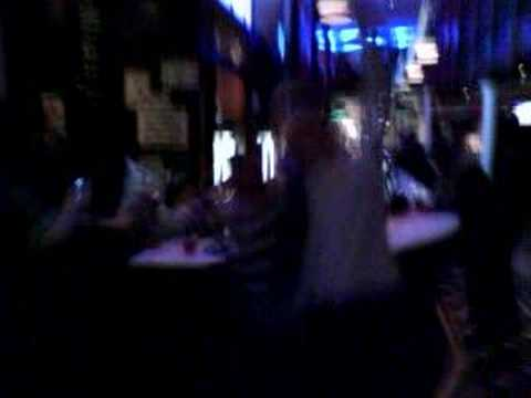 Mark Buckle And Nick Hepples Raving In Yates