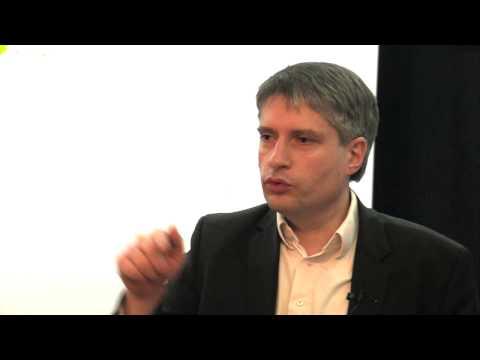 Zukunftsfähiges, menschenwürdiges Europa: Green New Deal, Sven Giegold, MdEP