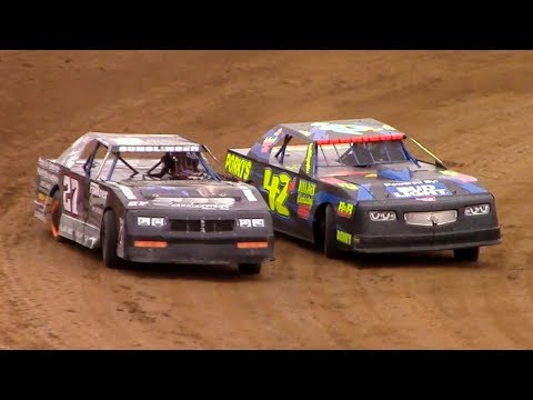 Pure Stock Heat One | McKean County Family Raceway | 5-5-18